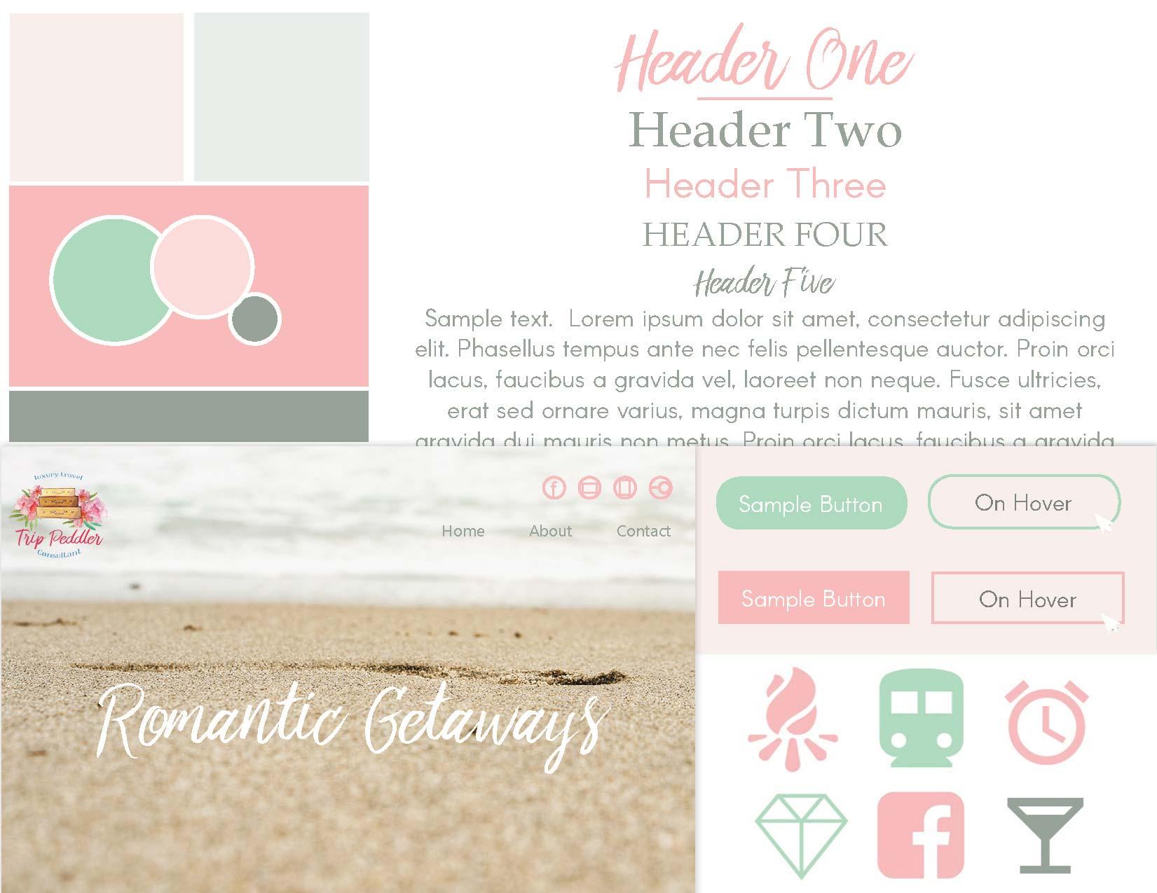 Website Design Style Guide 2