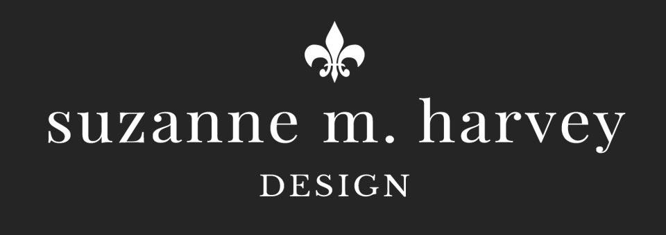 Logo Design for Suzanne M Harvey Design