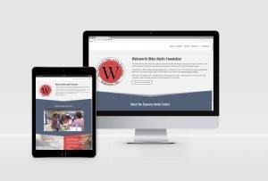Non-Profit Web Design Wadsworth Older Adults Foundation