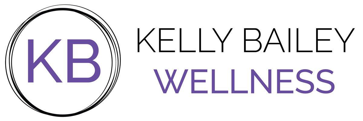 Kelly Bailey Wellness Logo Design