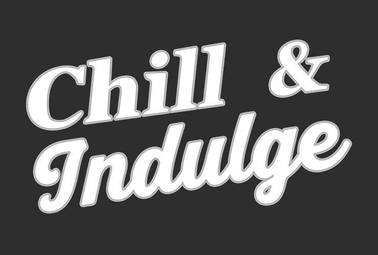 Chill & Indulge Logo