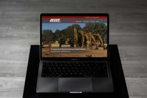 Website Redesign for Becco Excavating and Contracting