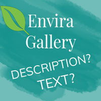 Envira-how-to-add-text
